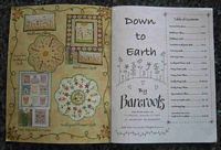 Down to Earth opening spread
