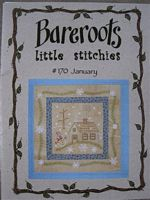 Bareroots Little Stitchies - January