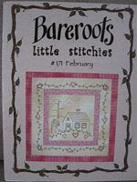 Bareroots Little Stitchies - February