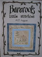 Bareroots Little Stitchies - August
