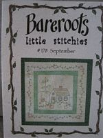 Bareroots Little Stitchies - September