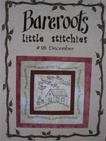 Bareroots Little Stitchies - December