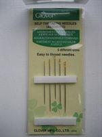 Easy Threading nåler fra Clover