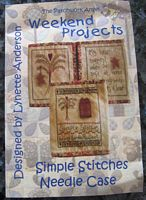 Simple Stitches Needle Case, av Lynette Anderson