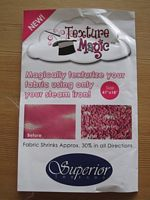 Texture Magic krympeplast